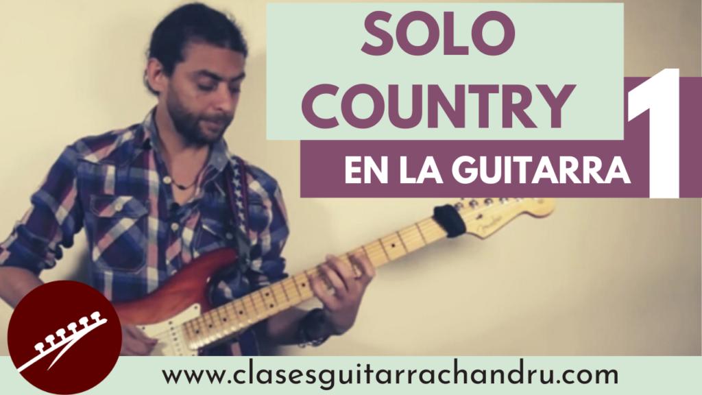 Solo country guitarra 1