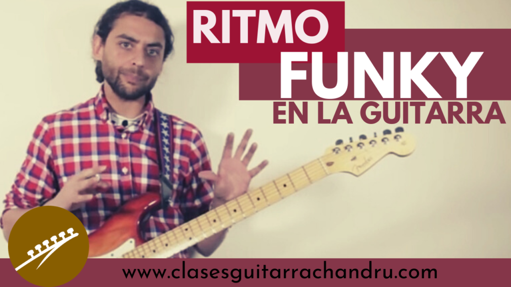 Funky en la guitarra
