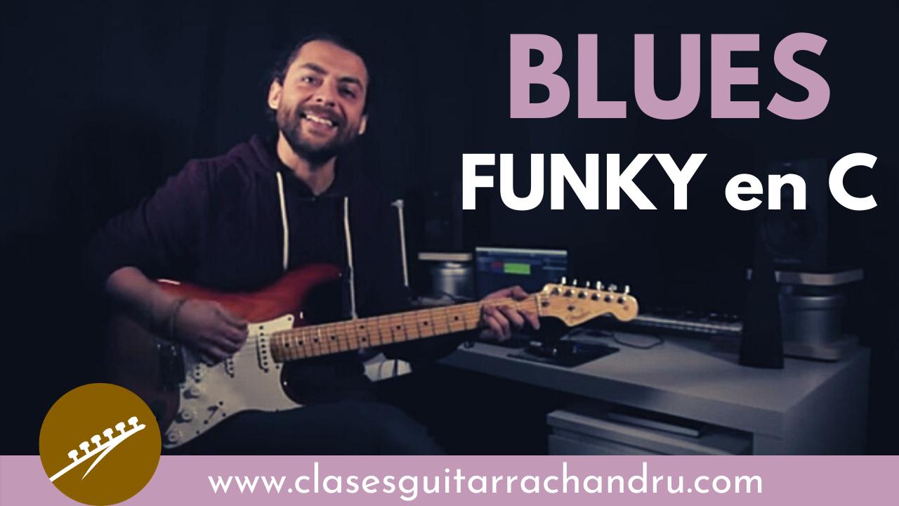 Blues Funky en C