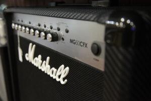problemas con el amplificador de guitarra