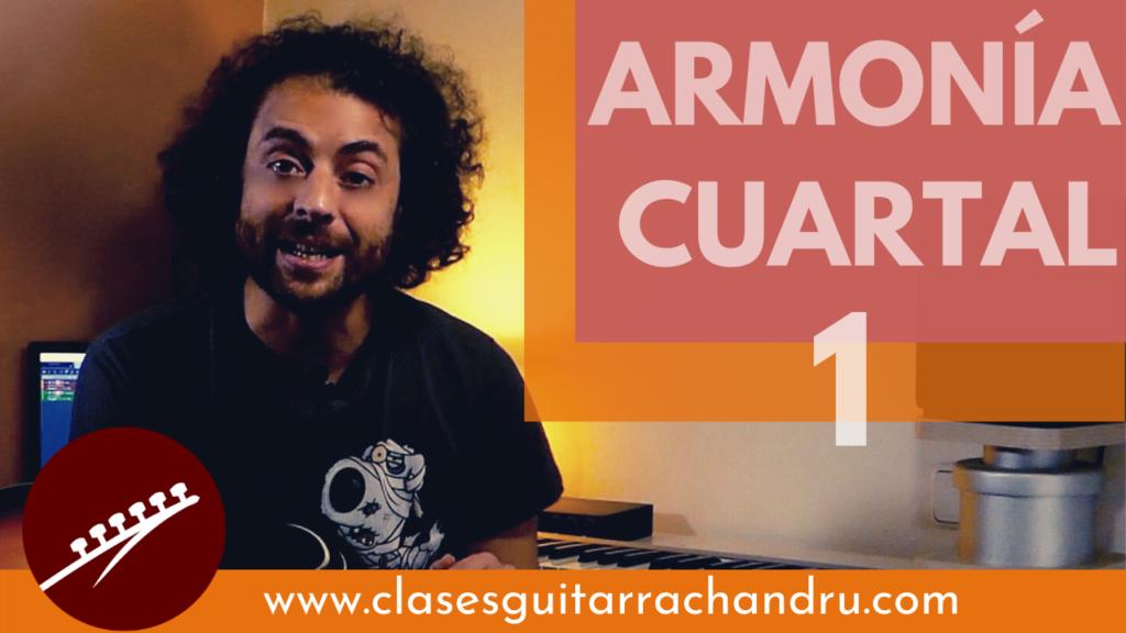 Armonía Cuartal 1