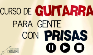 Curso básico guitarra