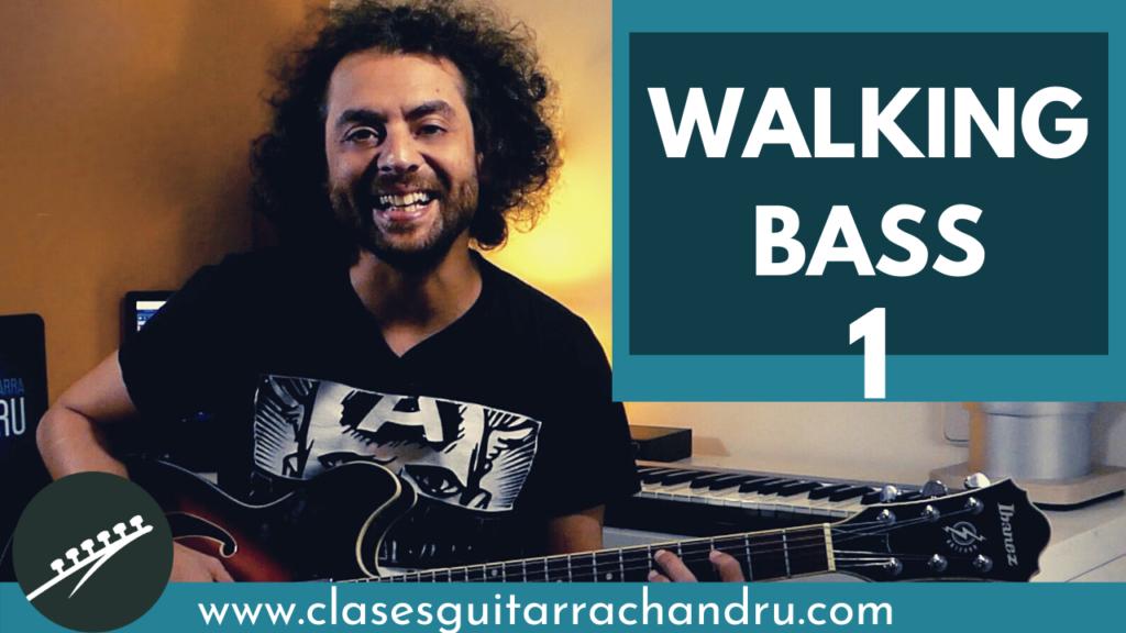 Walking bass 1