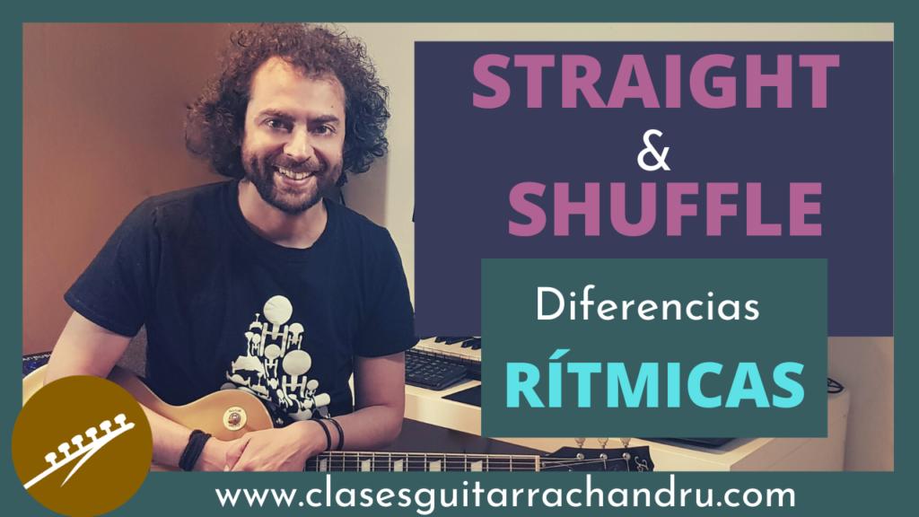 straight y shuffle