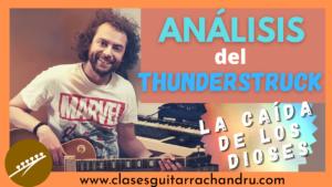 análisis musical Thunderstruck