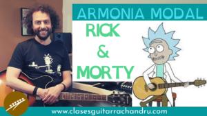 Armonía Modal, Rick y Morty